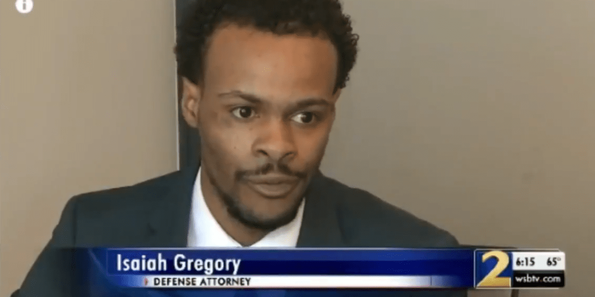 isaiah gregory attorney